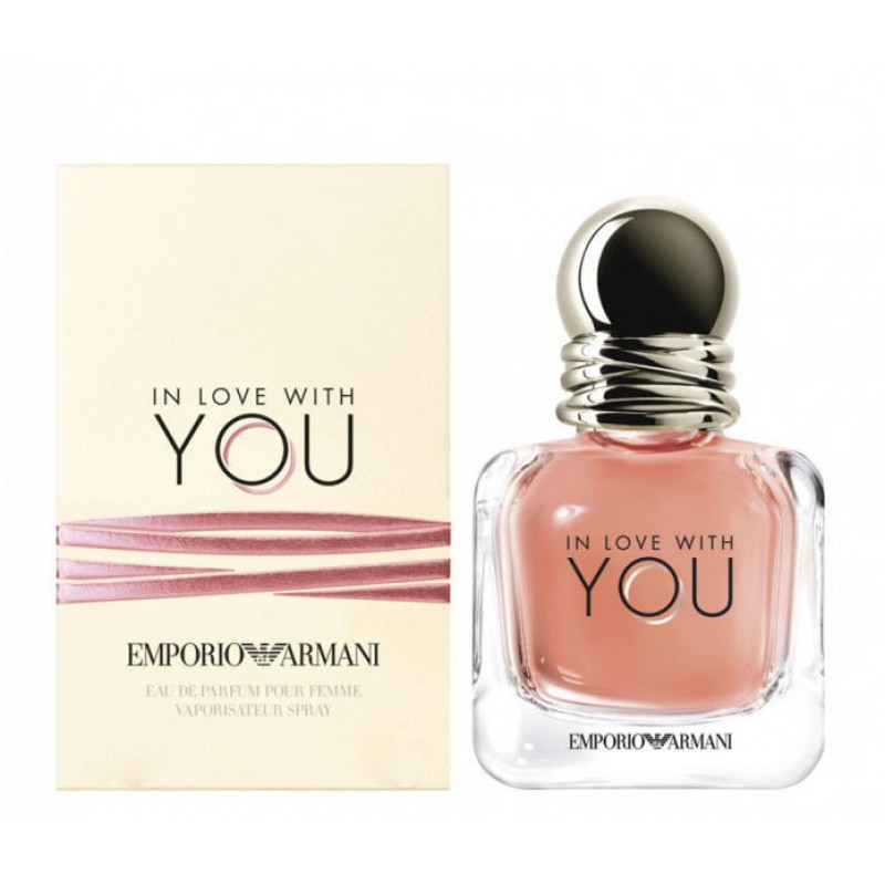 Emporio Armani In Love With You EDP 30ml за жени