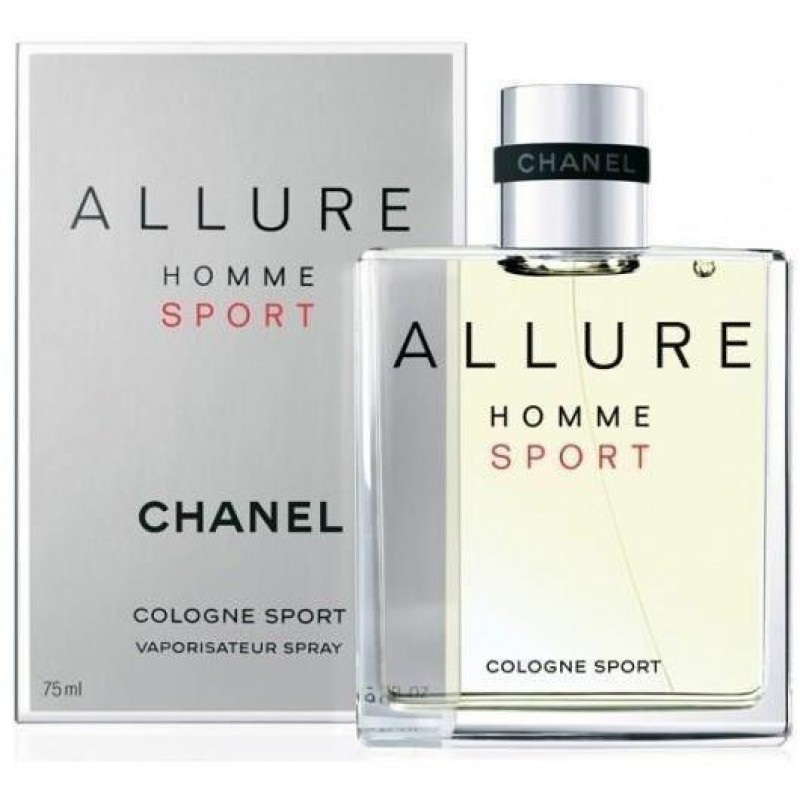 CHANEL Allure Homme Sport Cologne Sport EDT 100ml за мъже