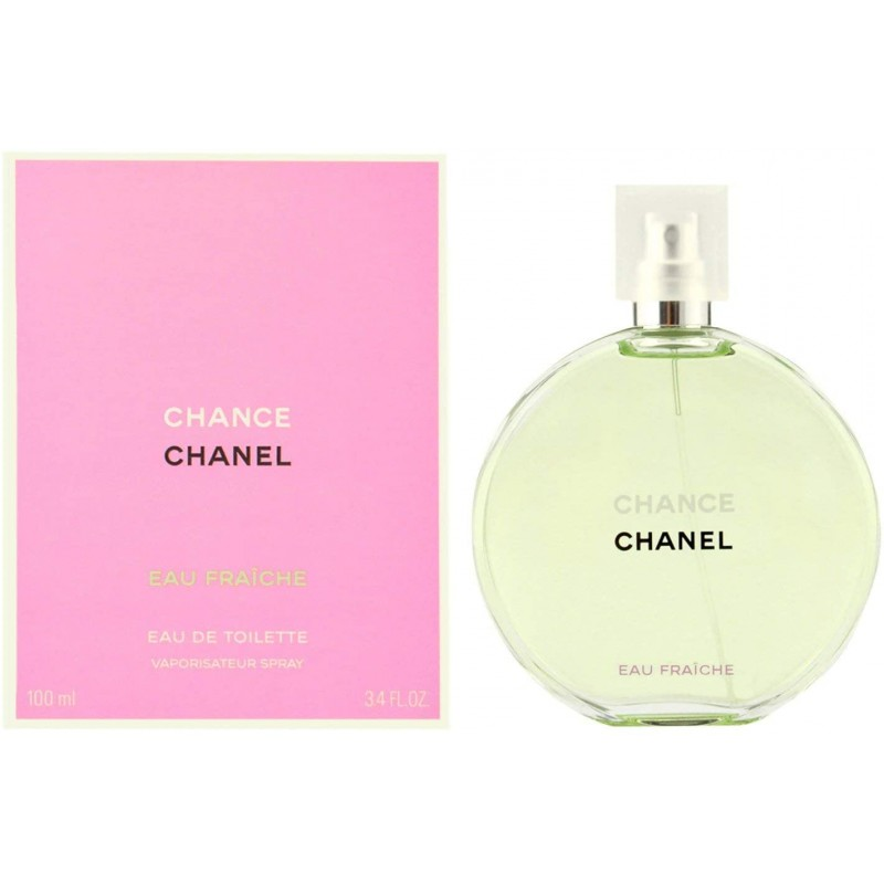 Chanel Chance Eau Fraiche EDT 100ml за жени