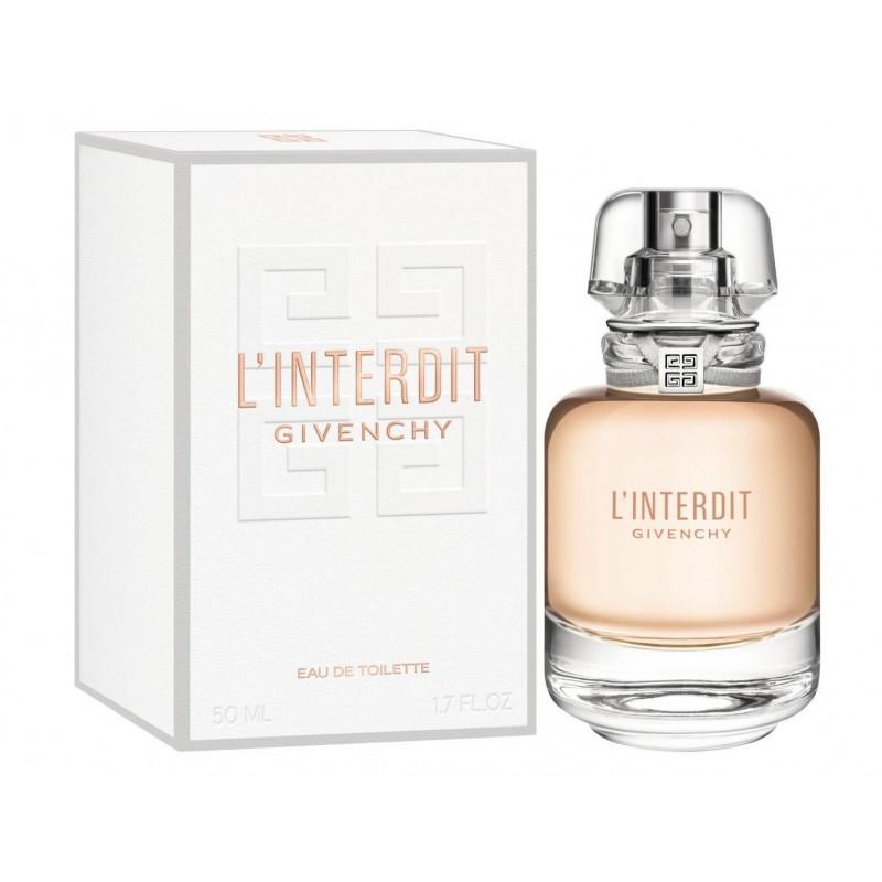 Givenchy L'Interdit EDT 80ml за жени
