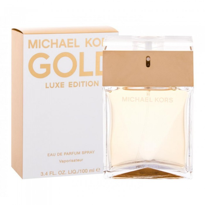Michael Kors Gold Luxe Edition EDP 100ml за жени