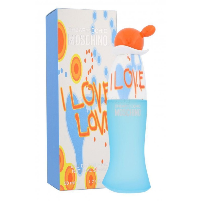 Moschino Cheap & Chic I Love Love EDT100ml за жени