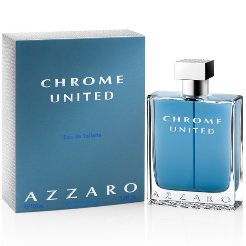Azzaro Chrome United EDT 50 ml за мъже