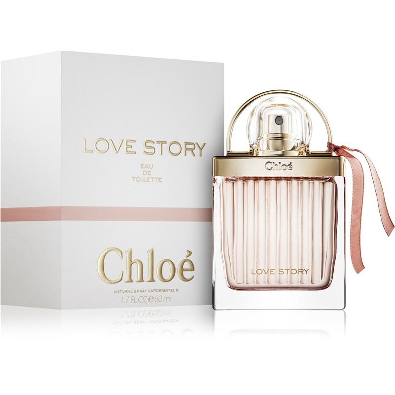 Chloe Love Story Eau de Toilette 50ml за жени