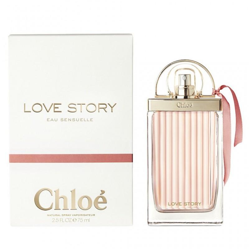 Love Story Eau Sensuelle EDP 75 ml  за жени