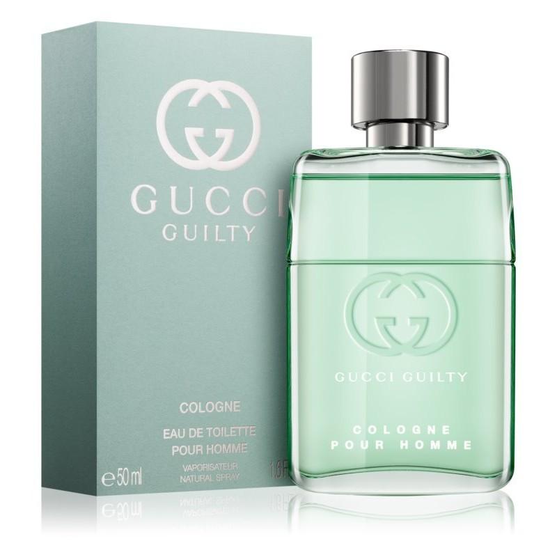 Gucci Guilty Cologne Pour Homme EDT 50ml за мъже